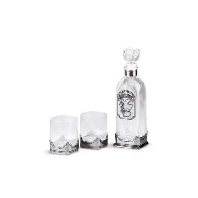 """15235  Набор для виски """"SCOTCH"""" - 3 предмета"""