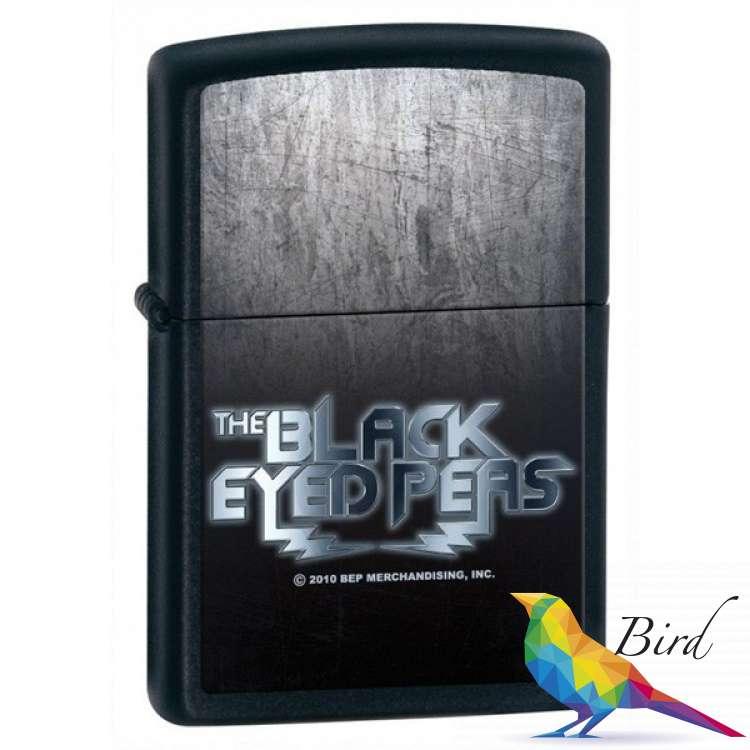 Фото Зажигалка Zippo BLACK EYED PEAS 28027 | Интернет магазин Bird.in.ua