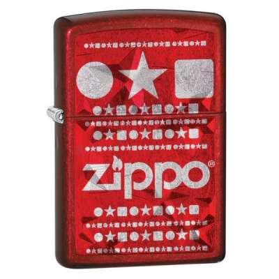 Зажигалка Zippo ZIPPO LOGO 28342