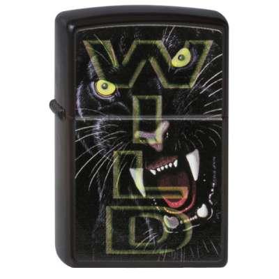 Зажигалка Zippo WILD TIGER 218.412