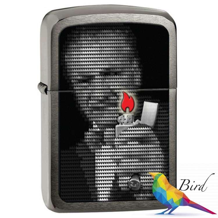 Фото Зажигалка Zippo Replica Mr. Blaisdell 28452 | Интернет магазин Bird.in.ua