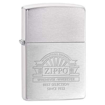Зажигалка Zippo WHENEVER 266700