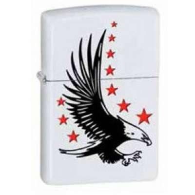 Зажигалка Zippo EAGLE STARS 28708