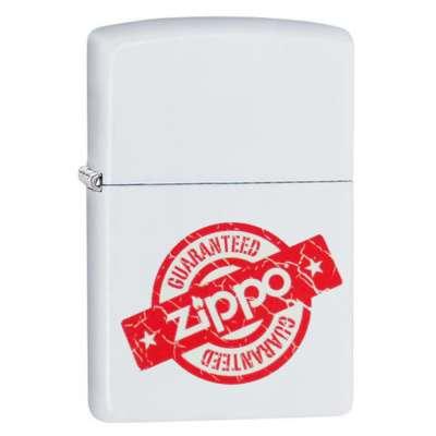Зажигалка Zippo Guaranteed 29547