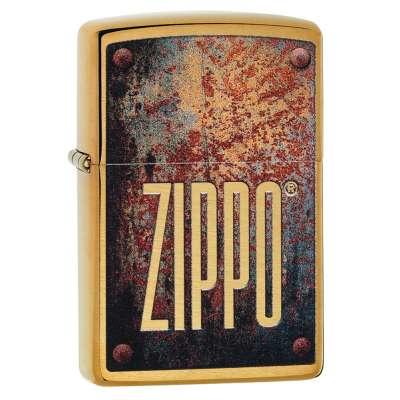 Зажигалка Zippo Rusty Plate 29879