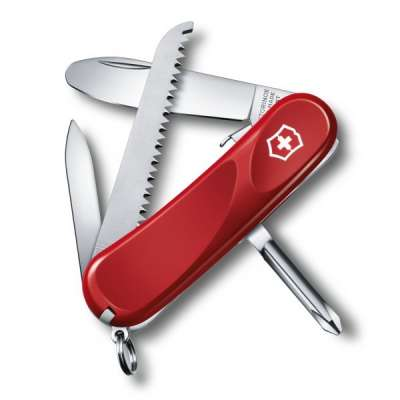 Складной нож Victorinox Junior 09 2.4213.SKE