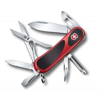 Складной нож Victorinox EvoGrip 16 2.4903.C