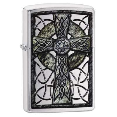 Зажигалка Zippo Сeltic Cross 29622