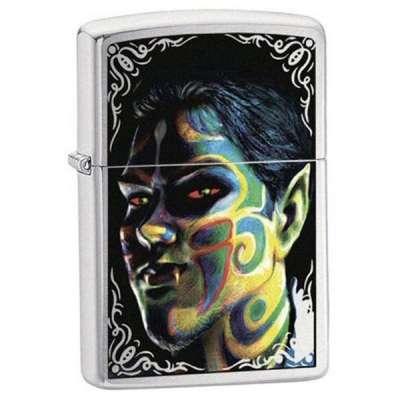 Зажигалка Zippo Face Painting Boy 24403