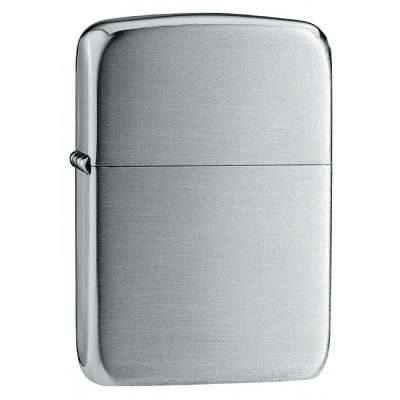 Зажигалка Zippo REPLICA BRUSH CHROME 1941
