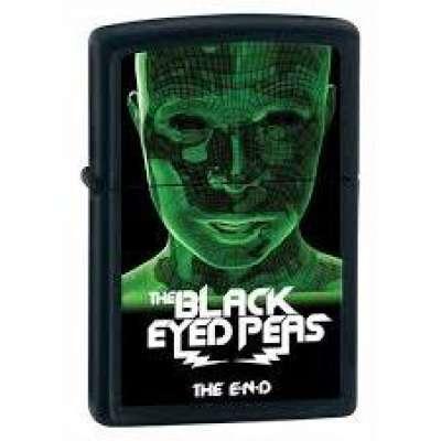 Зажигалка Zippo BLACK EYED PEAS 28026