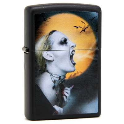 Зажигалка Zippo SCREAMING VAMPIRESS 28435