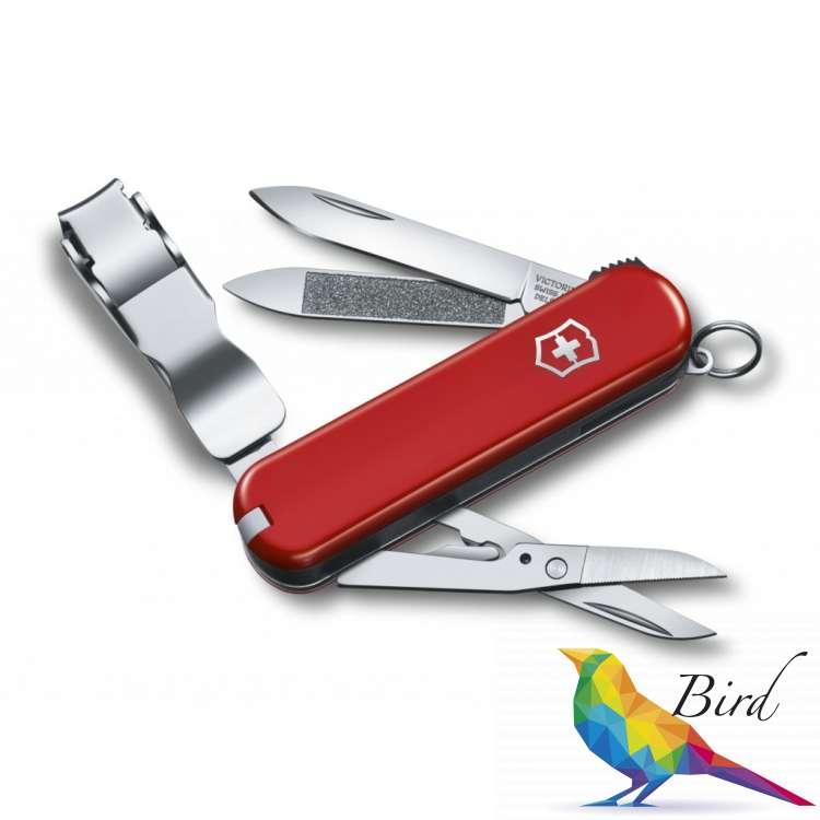Фото Складной нож-брелок Victorinox NailClip 580 0.6463   Интернет магазин Bird.in.ua