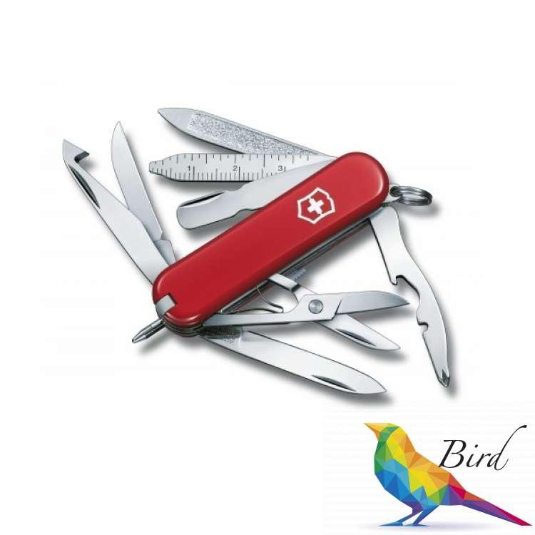 Фото Складной нож-брелок Victorinox Minichamp 0.6385 | Интернет магазин Bird.in.ua