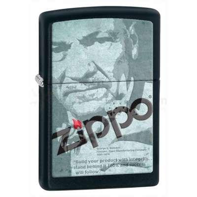 Зажигалка Zippo DEPOT ZIPPO LOGO 28300