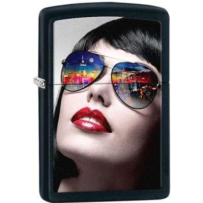 Зажигалка Zippo Reflective Sunglasses 29090