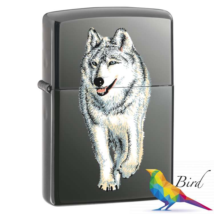 Фото Зажигалка Zippo WOLF 769 | Интернет магазин Bird.in.ua