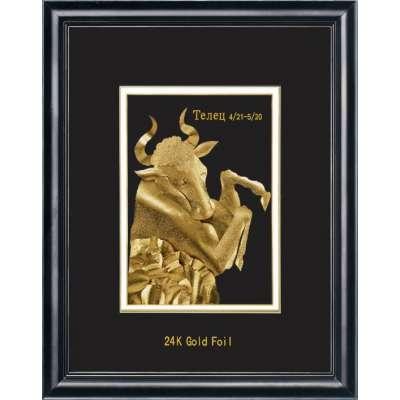 Сувенирное панно Golden Телец 800.4 HB