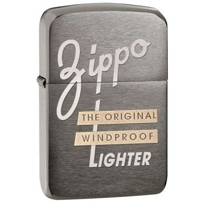 Зажигалка Zippo Original Wind 28534