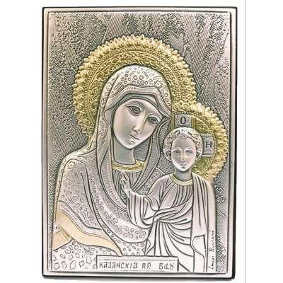 икона Казанской Божьей Матери 70x100
