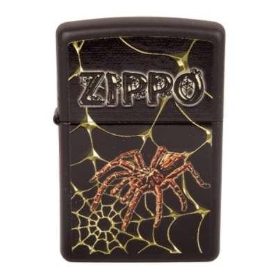 Зажигалка Zippo WEB & SPIDER 218.184