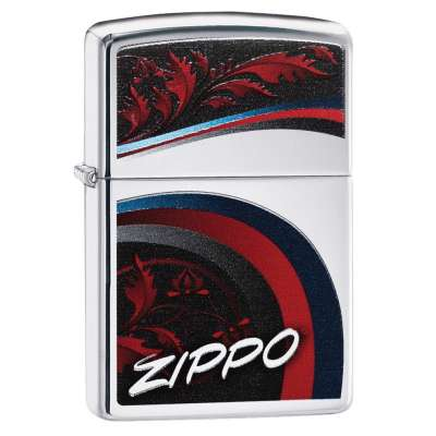Зажигалка Zippo Satin and Chrome 29415