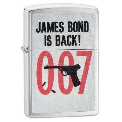 Зажигалка Zippo James Bond 29563