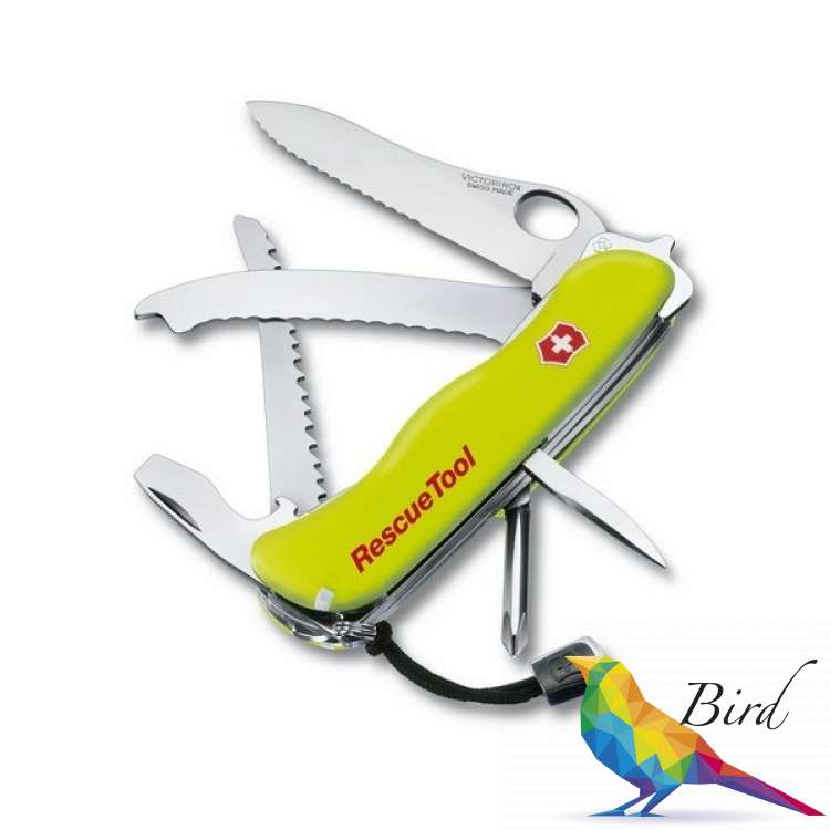 Фото Складной нож Victorinox RescueTool 0.8623.MWN   Интернет магазин Bird.in.ua