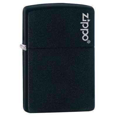 Зажигалка Zippo w/ZIPPO LOGO 218ZL