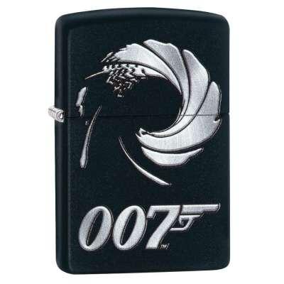 Зажигалка Zippo James Bond 29566