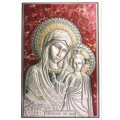 икона Казанской Божьей Матери 130х180