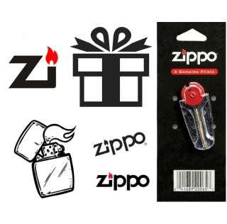 Подарочный Набор Кремней Zippo (6шт. в блистере)