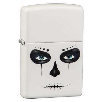 Зажигалка Zippo Skull Mask 28828