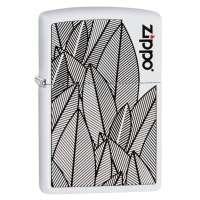 Зажигалка Zippo (Зиппо) Leaves Design 49214