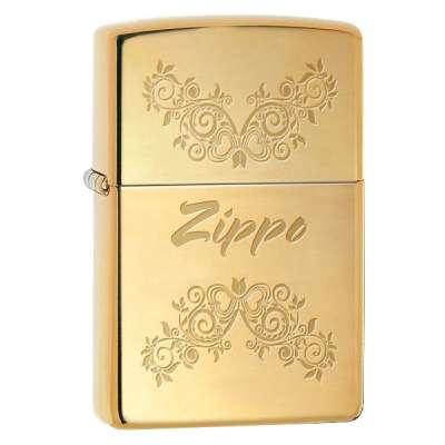 Зажигалка Zippo FLORAL 323948