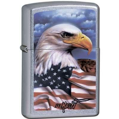 Зажигалка Zippo FREEDOM WATCH 24764