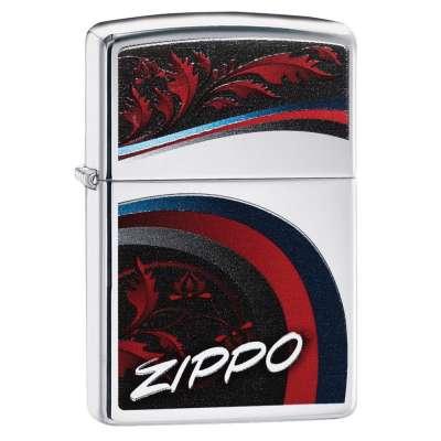 Зажигалка Zippo Satin and Chrome 29415
