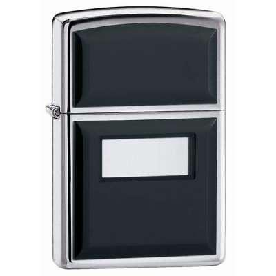 Зажигалка Zippo ULTRALITE BLACK 355