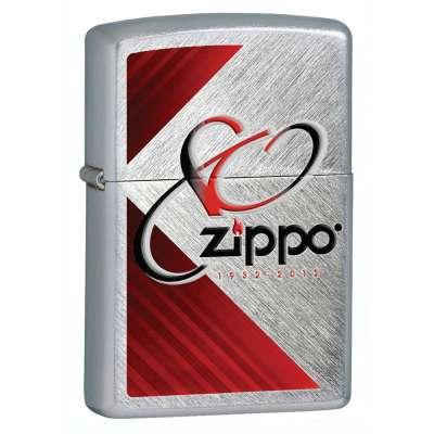 Зажигалка Zippo 80-th ANNIVERSARY SWEEP 28192