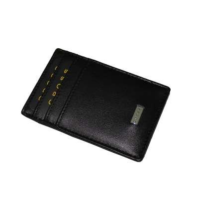 Зажим для денег  CROSS  INSIGNIA  из натуральной кожи, с металлической клипсой и отделениями для кредитных карточек (AC248536B-1)