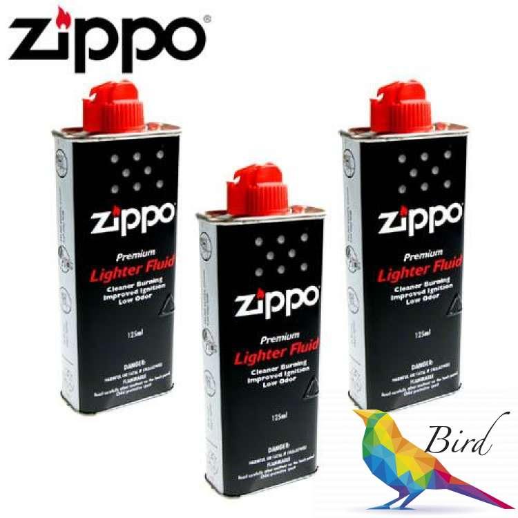 Фото Набор из 3 Топливо Zippo 125 ml   Интернет магазин Bird.in.ua