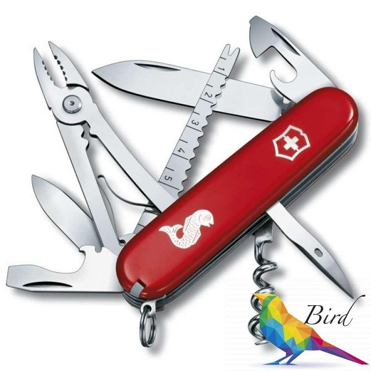 Фото Складной нож Victorinox Angler 1.3653.72 | Интернет магазин Bird.in.ua