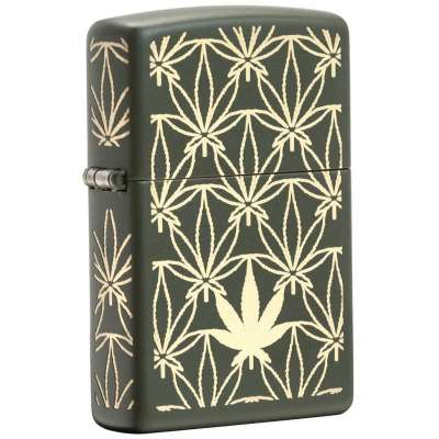 Зажигалка Zippo All Around Leat 29589