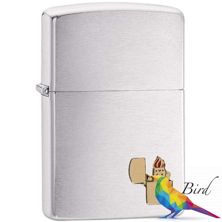 Фото Зажигалка Zippo Lighter Emblem 29102 | Интернет магазин Bird.in.ua