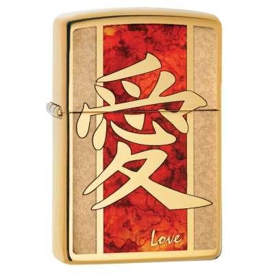 Зажигалка Zippo Chinese Love 28953