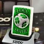 Фото Зажигалка Zippo CLOVER DICE 28298 | Интернет магазин Bird.in.ua