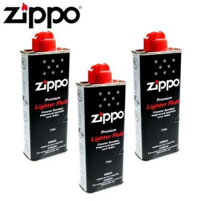 Набор из 3 Топливо Zippo 125 ml
