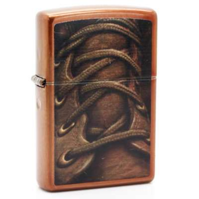 Зажигалка Zippo Boot Laces 28672