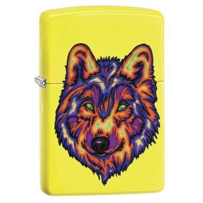 Зажигалка Zippo Wolf 29639