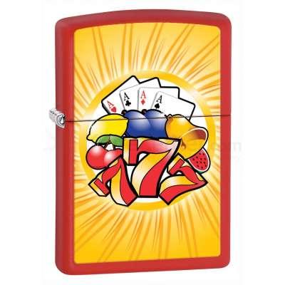 Зажигалка Zippo ACES & SEVEN 28037